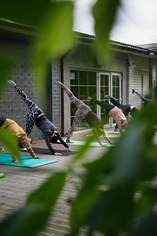Mit Yoga Anfangen