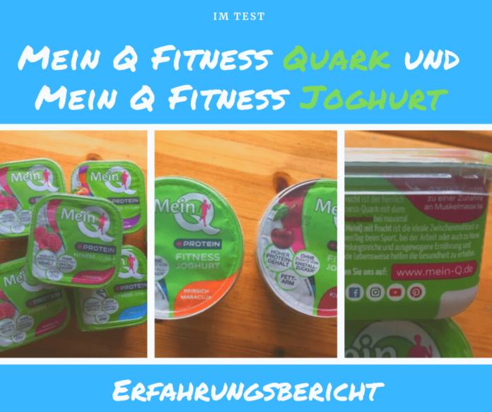 Mein Q Fitness Quark - Joghurt im Test