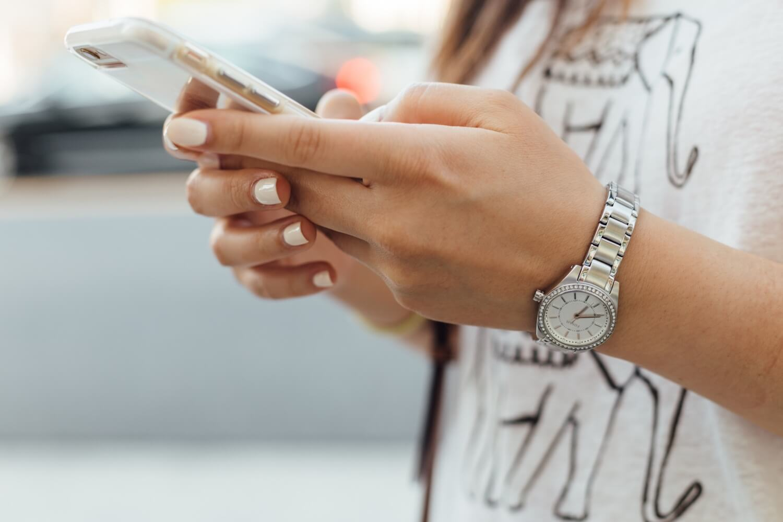Warum du ohne Handy Trainieren solltest