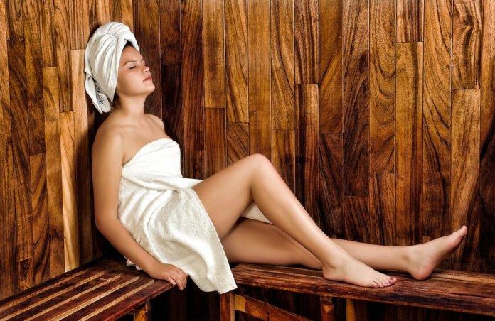 Sauna als Ergänzung zum Sport