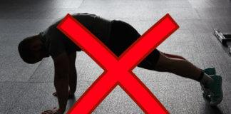 10 Calisthenics Anfänger Fehler