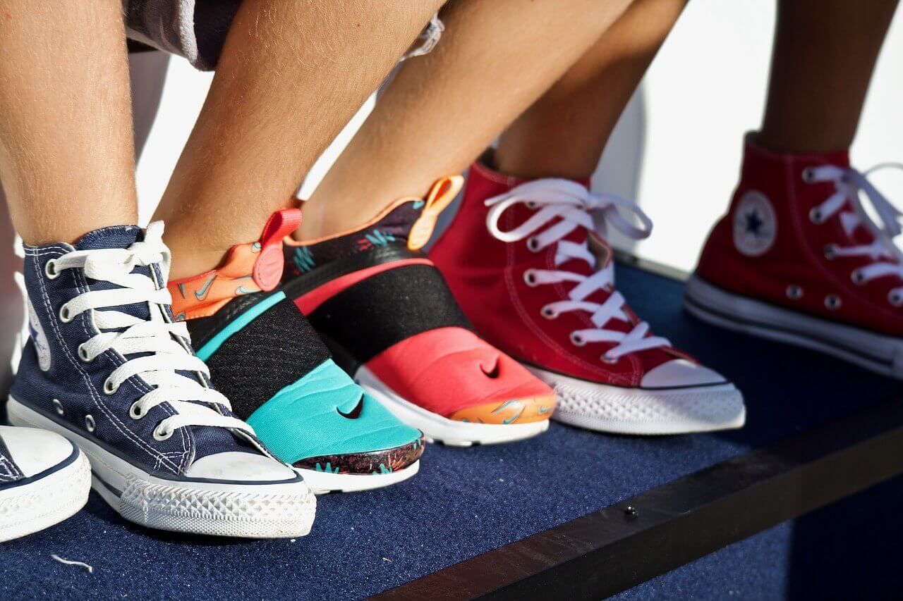 ▷ Sneaker fürs Fitness ungeeignet! Gibt es eine