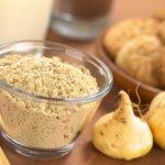macawurzel - knolle - Maca Pulver (Mehl)