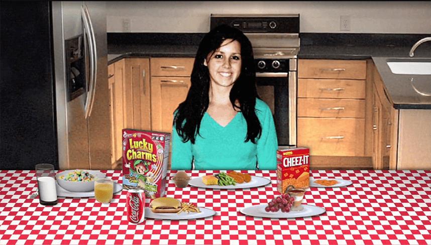 Ernährung gemäss amerikanischer Pyramide
