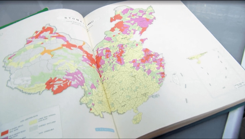 Cancer Atlas der China Study