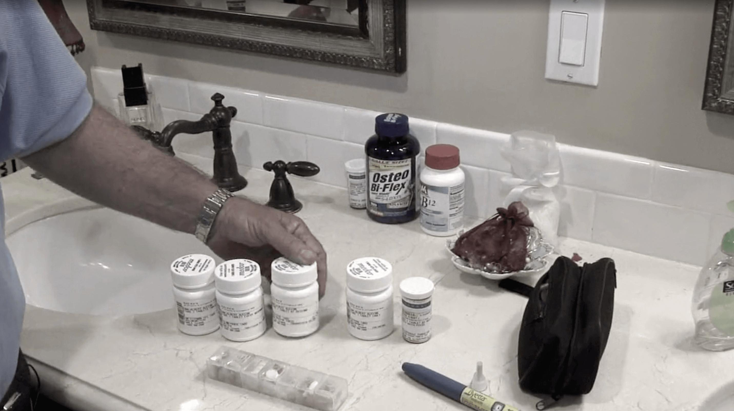 Joey Aucoin arzneimittel gabel statt skalpell
