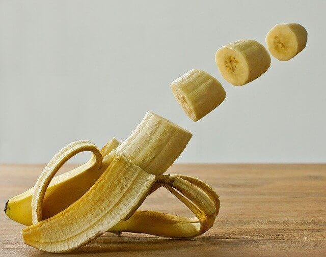 Gesunde Banane