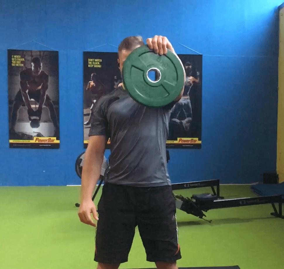 gewichtsscheiben-grifftraining