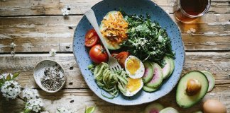 Keto Diaet - avocado