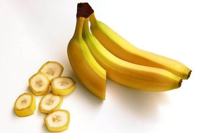 Natürliche Schlafmittel Bananen