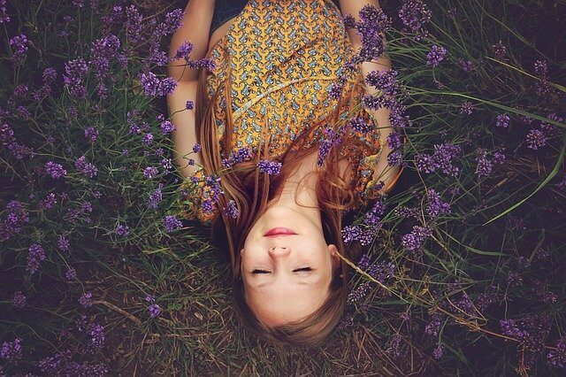 Lavendel gegen Schlafprobleme