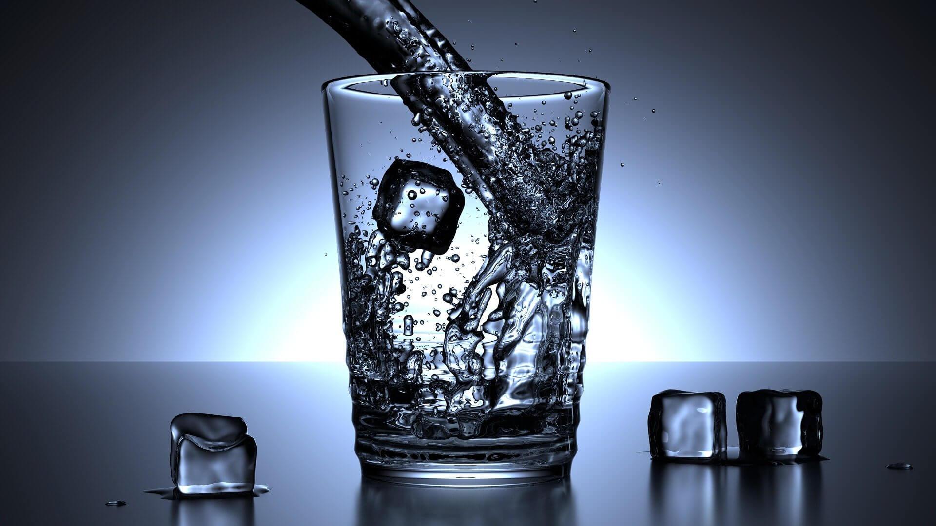 Bei der Tribulus Terrestris Einnahme sollte man ein großes Glas Wasser trinken